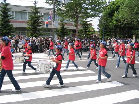 永山西小学校